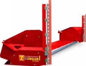 вертикальный рапсовый стол Ziegler