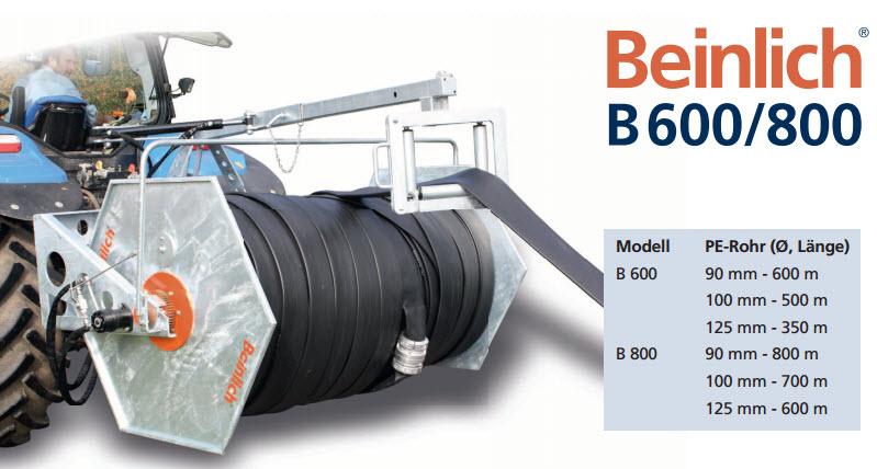 Beinlich v600/800